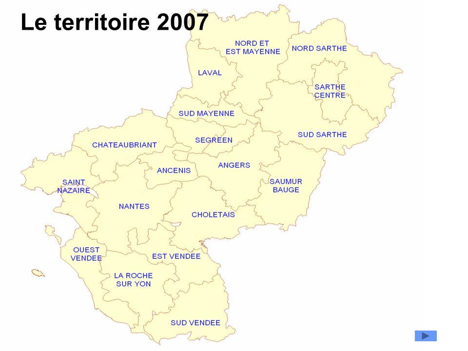 Le territoire 2007