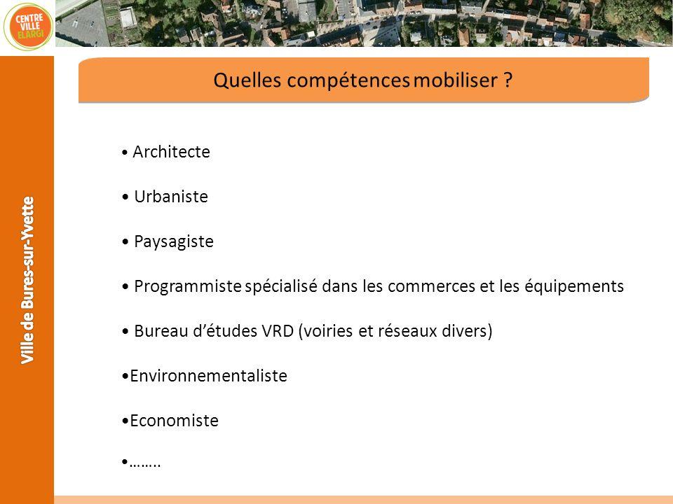 Architecte Urbaniste Paysagiste Programmiste spécialisé dans les commerces et les équipements Bureau détudes VRD (voiries et réseaux divers) Environne