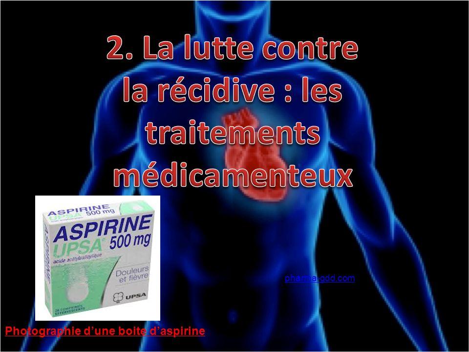 pharma-gdd.com Photographie dune boite daspirine
