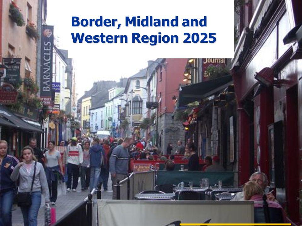 Border, Midland and Western Region 2025