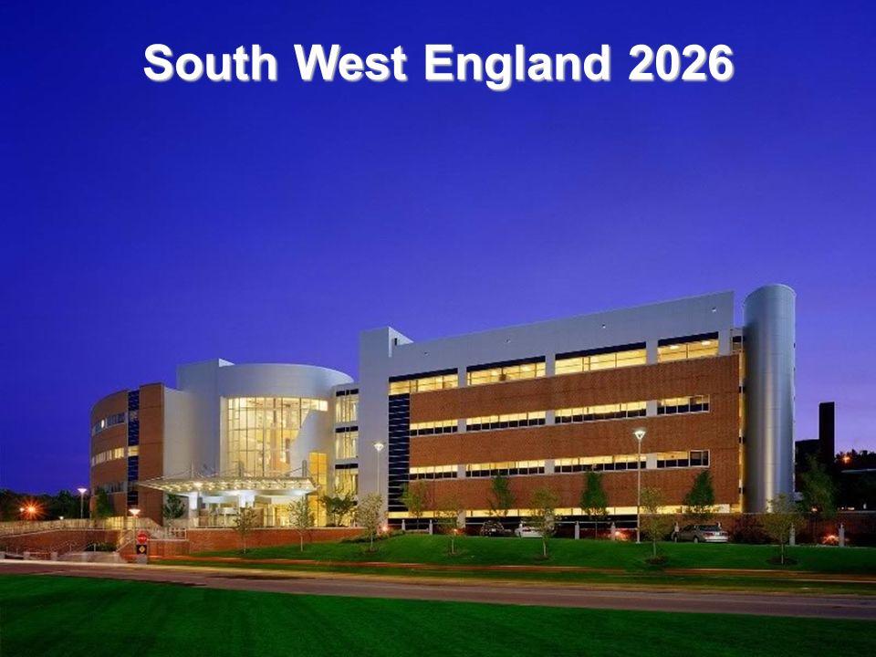 South West England 2026