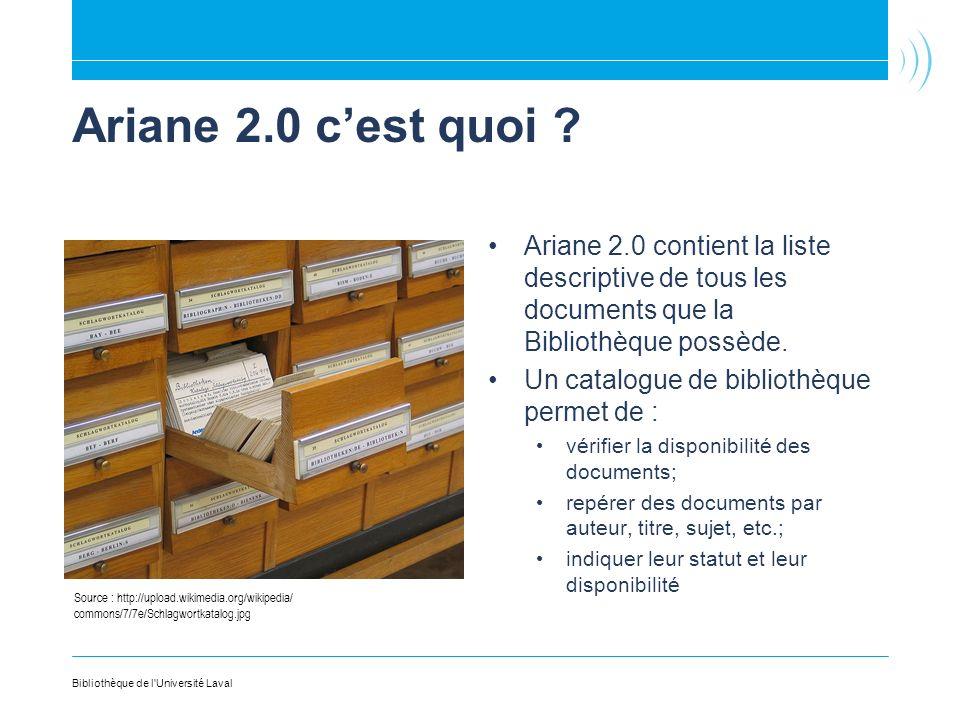 Ariane 2.0 cest quoi .