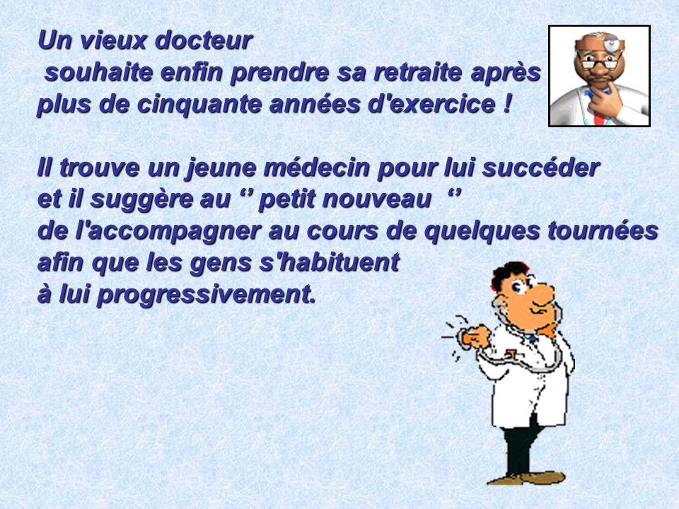 Un vieux docteur Février 2007