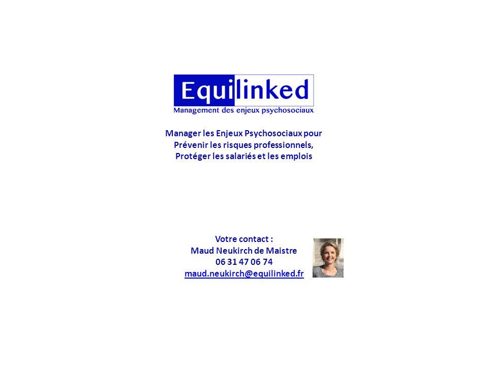 Manager les Enjeux Psychosociaux pour Prévenir les risques professionnels, Protéger les salariés et les emplois Diagnostic Mise en conformité Politiqu