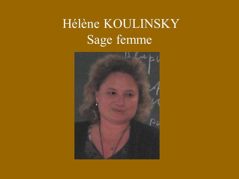 Hélène KOULINSKY Sage femme