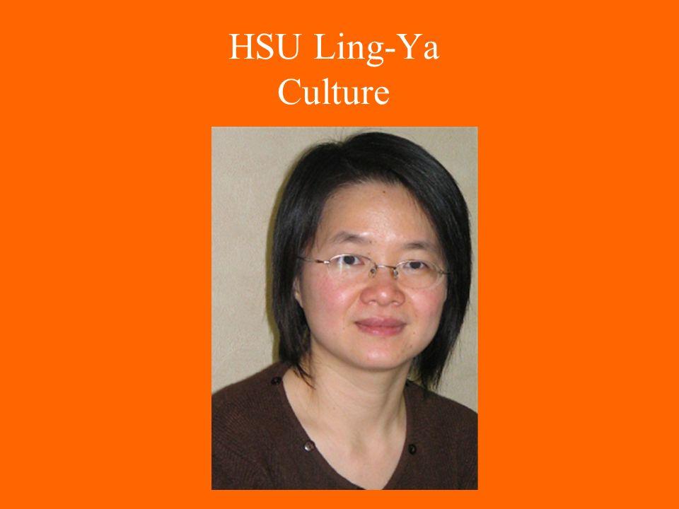 HSU Ling-Ya Culture