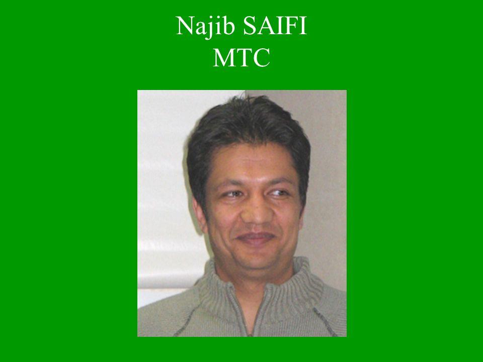 Najib SAIFI MTC