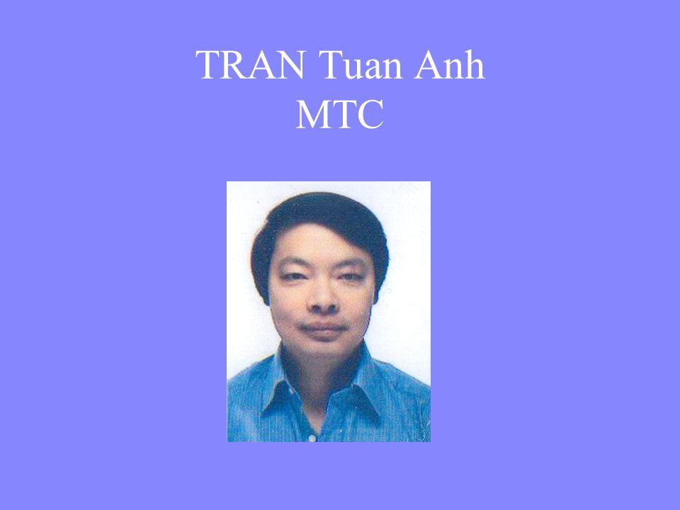 TRAN Tuan Anh MTC