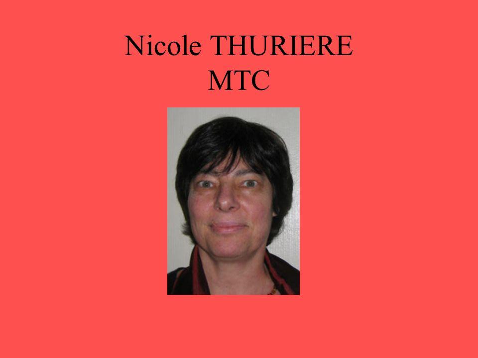 Nicole THURIERE MTC