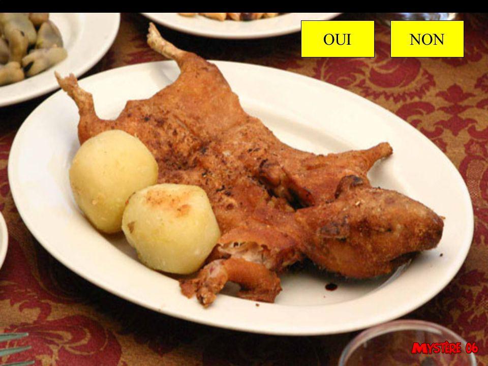 SUPER, tu as choisis un repas chez Marcel et Fernande. Repas