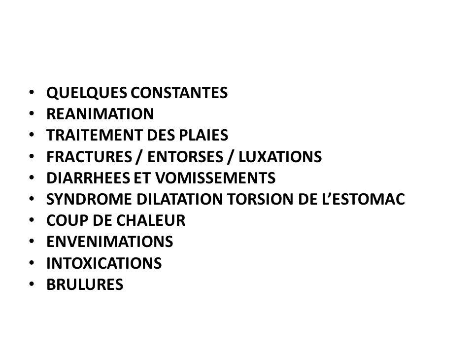 Formations Cynotechniques ENVENIMATION OPHIDIENNE Morsure = salive donc deux éléments – Molécules Toxiques – Enzymes Conséquences potentielles – Anaphylaxie (choc) – Thromboses – CIVD