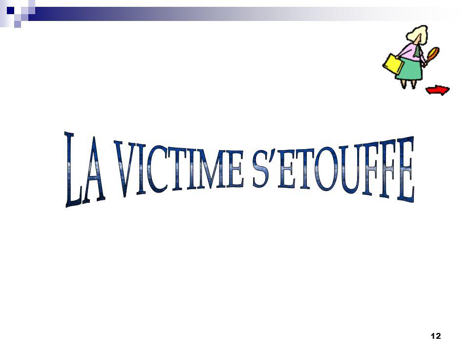 11 LE MESSAGE DALERTE numéro du téléphone duquel vous appelez Nature de laccident et risques localisation nombre de victime(s) État de la victime Mesures ou gestes effectués Attendre les instructions avant de raccrocher !!!!