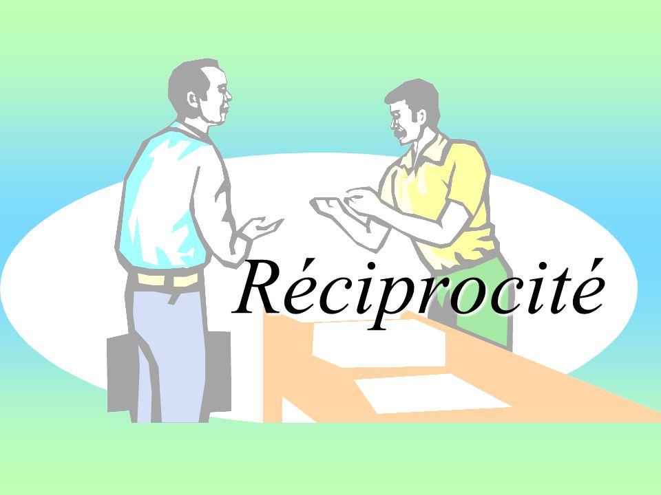 Réciprocité