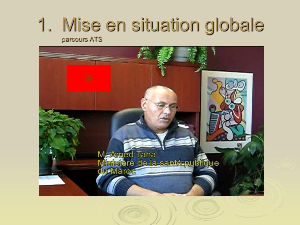 1.Mise en situation globale parcours ATS