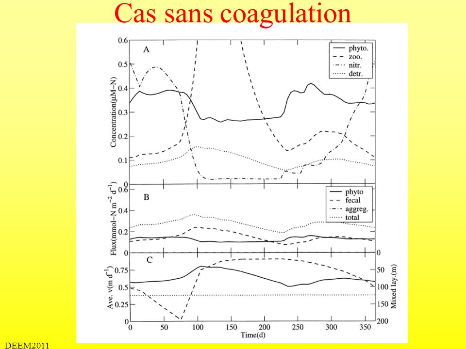 DEEM2011 Cas sans coagulation
