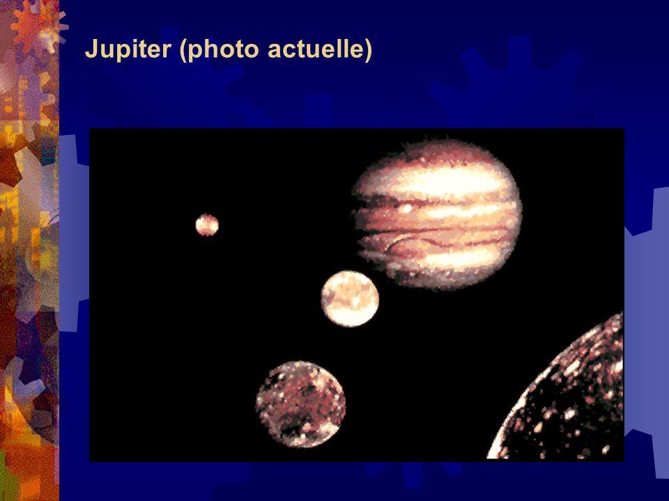 Jupiter (photo actuelle)