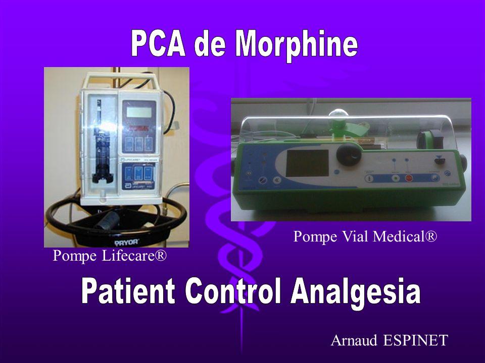 Arnaud ESPINET Pompe Vial Medical® Pompe Lifecare®