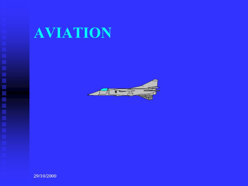 29/10/2000 AVIATION