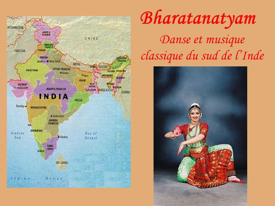 Bharatanatyam Danse et musique classique du sud de lInde