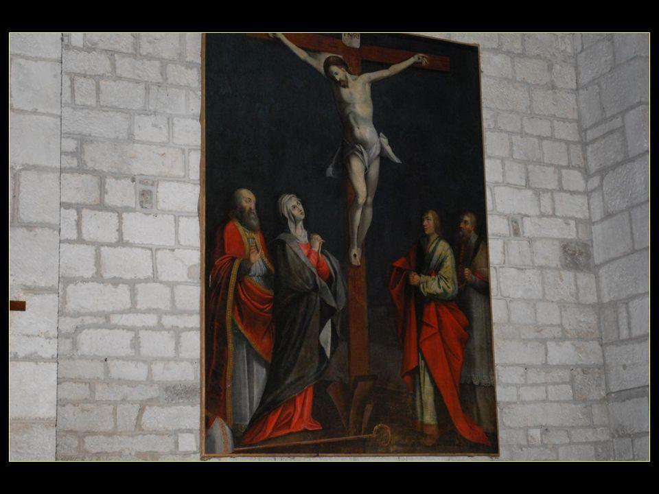 Tableau de Théodore Chassériau Le Christ au Mont des oliviers
