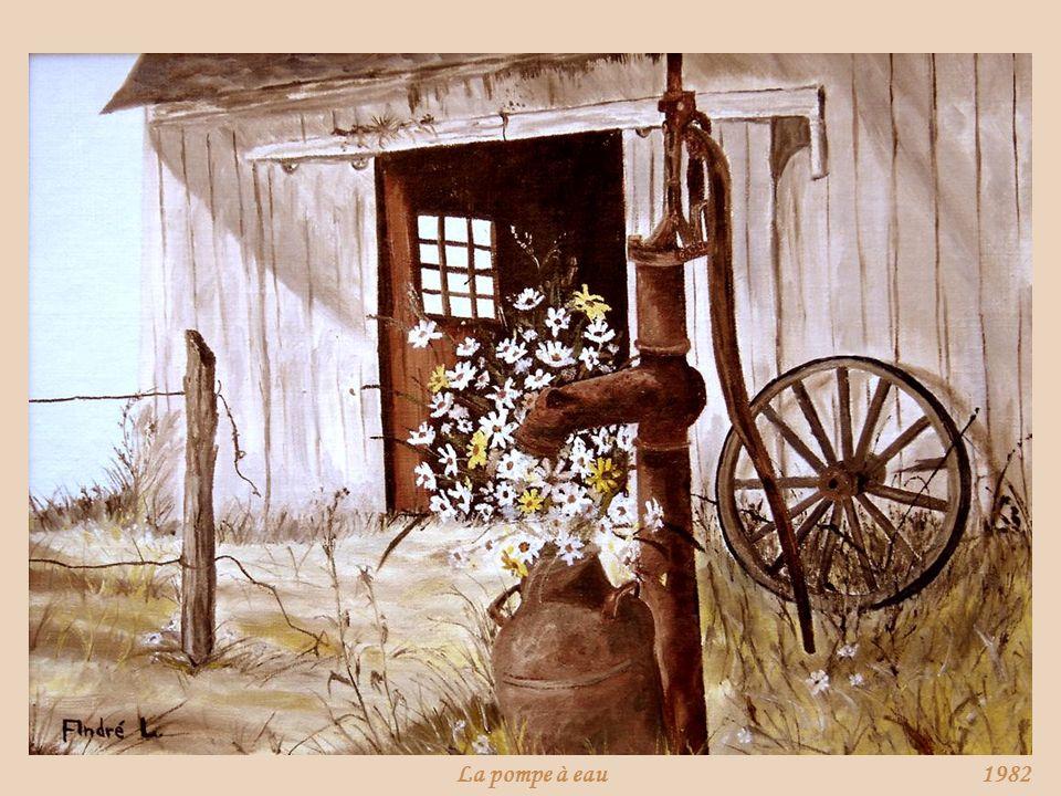 André Lefebvre Artiste peintre Collection : À la campagne. www.andre-lefebvre.com Avancez manuellement…