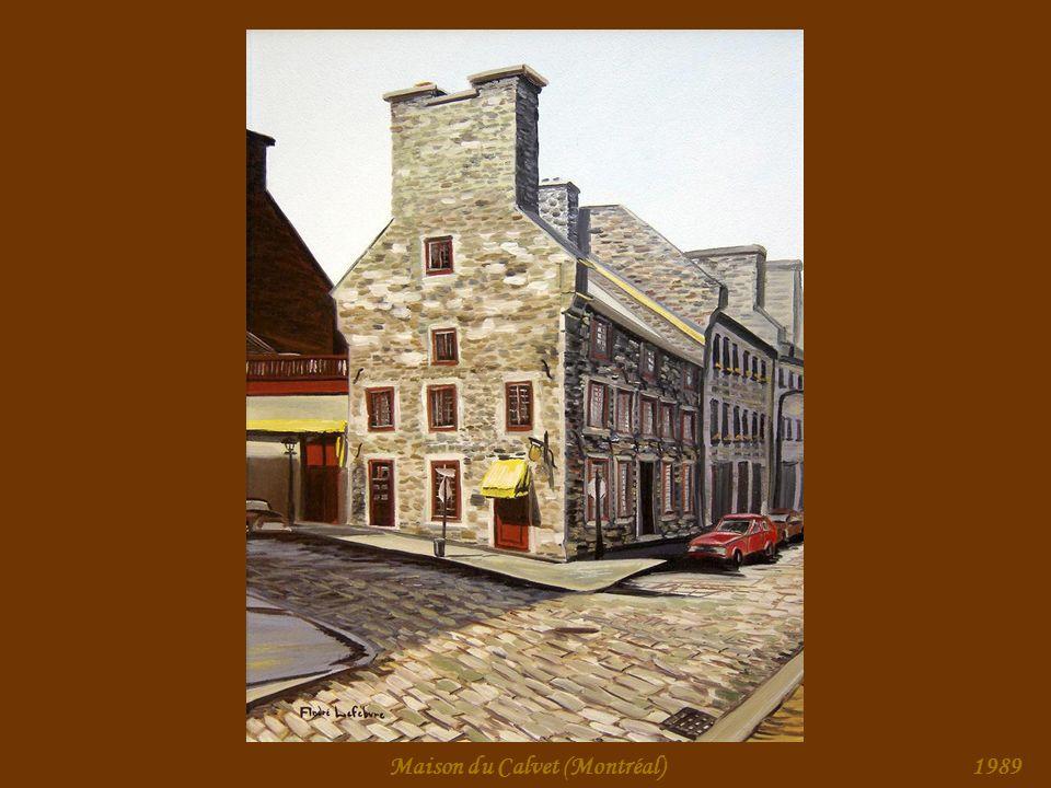 Château Frontenac (Québec)1988