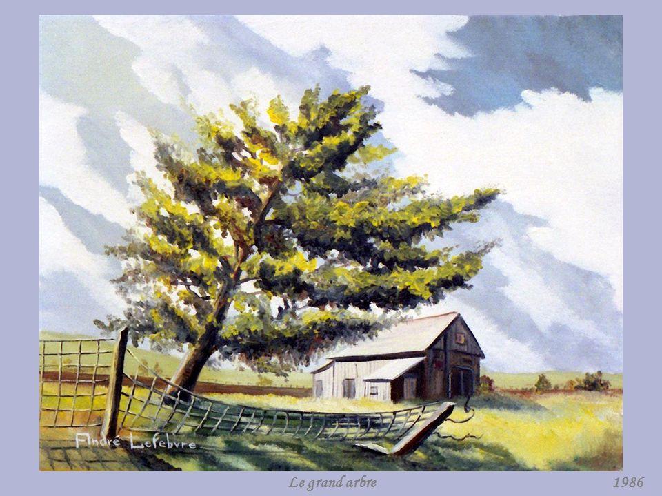 Le grand arbre1986