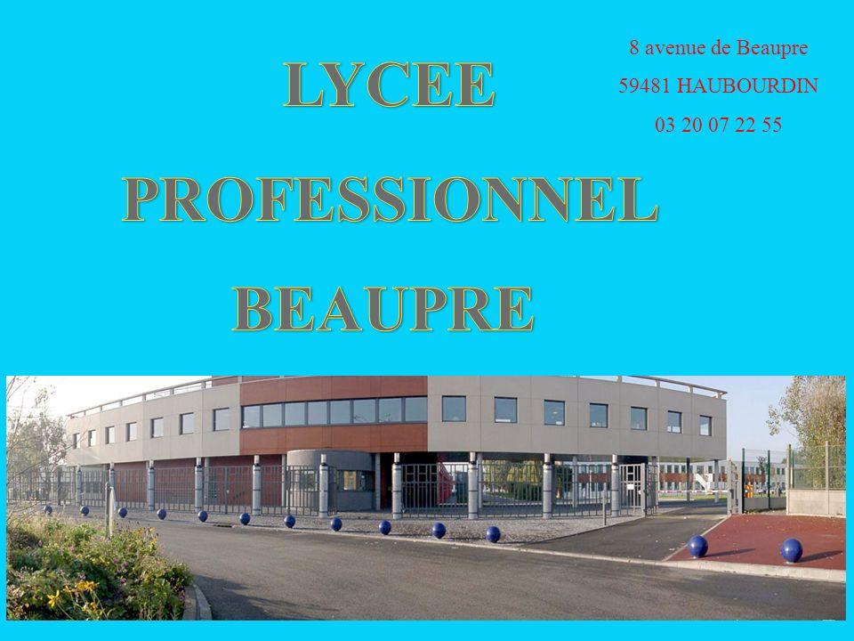 8 avenue de Beaupre 59481 HAUBOURDIN 03 20 07 22 55