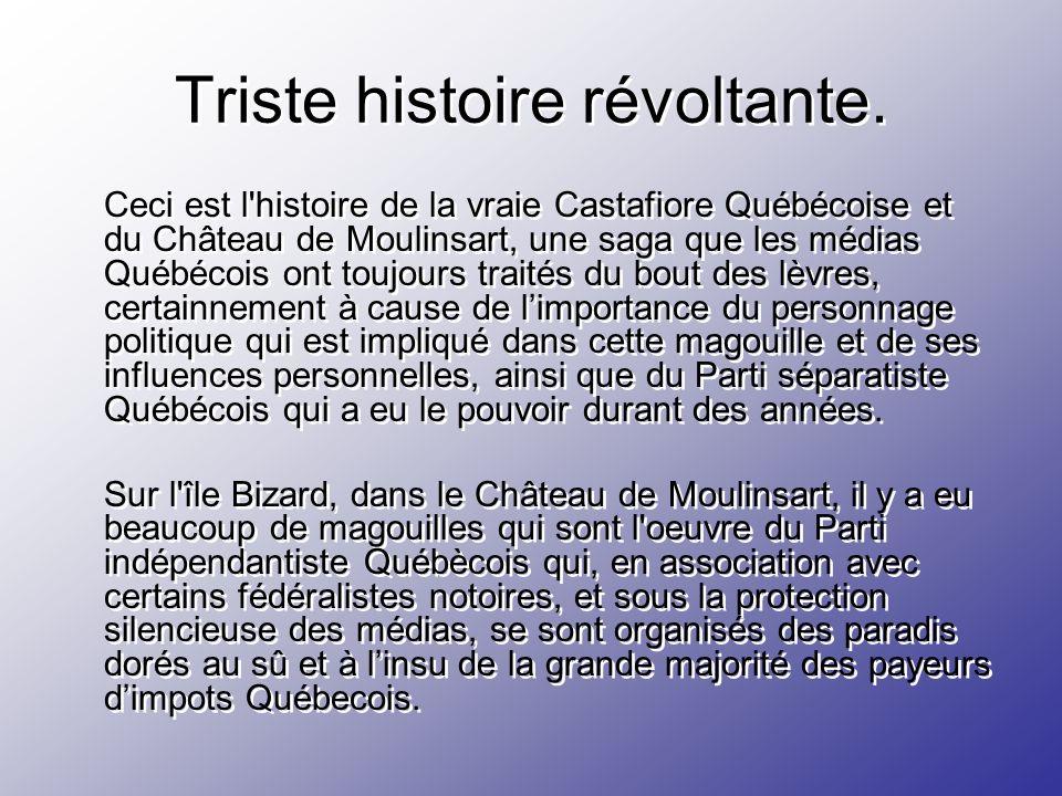 Comprenez-vous le pouvoir politique des «$éparatistes $ociales Démocrates du Québec» .