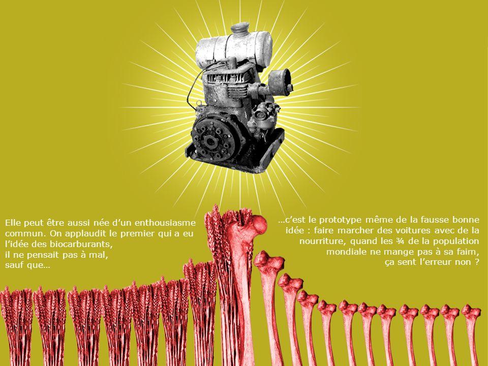 Lidée, comme lêtre humain possède un ADN, le sien cest son contexte, son environnement socio politico culturel.