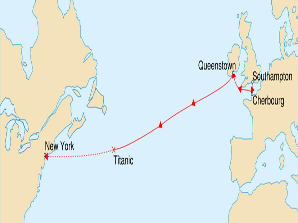 Titanic est un paquebot britannique construit en 1911. Il était le paquebot le plus grand et luxueux. Lors du voyage inaugural (quatorze avril 1912) l