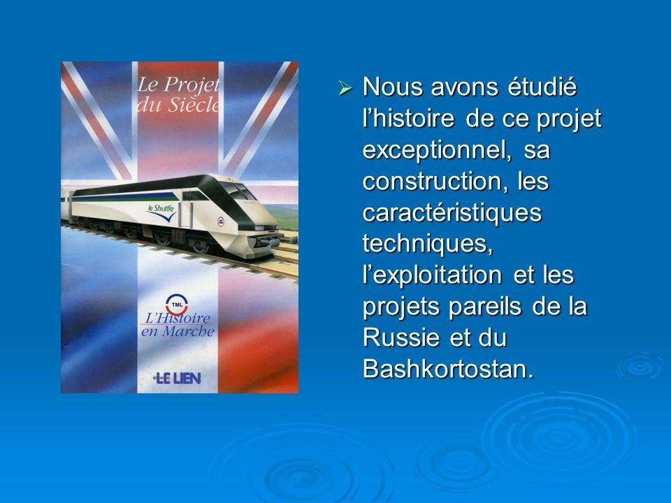 Situé, du côté français, dans le Nord-Pas-de-Calais, Eurotunnel repré sente un grand projet national et international.