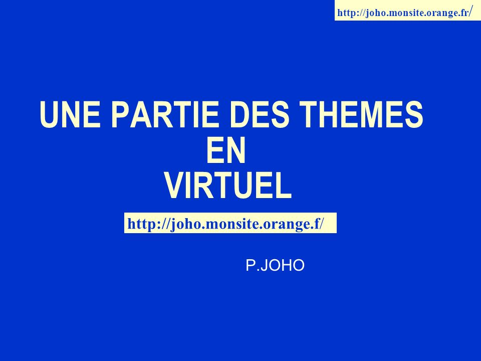 TOURET A MEULER http://joho.monsite.orange.fr /