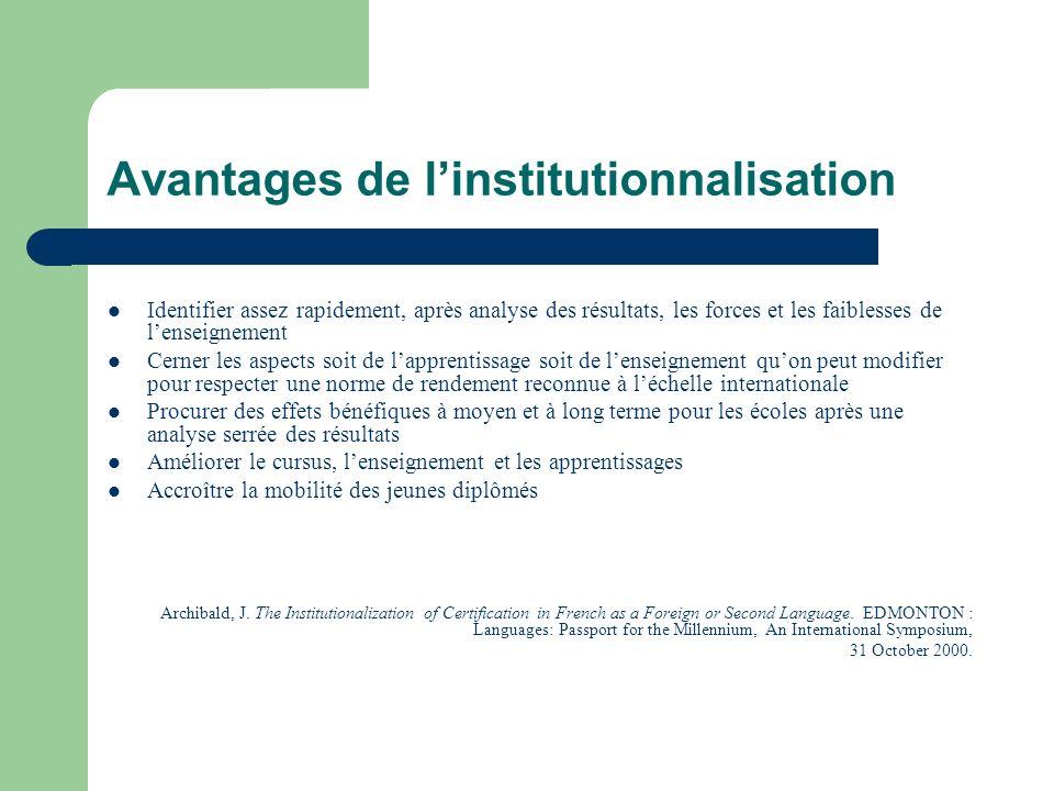 Évolution Dès septembre 2005, le DELF pour adolescents, devenu le DELF scolaire, a été harmonisé sur le Cadre européen commun de référence pour les langues.