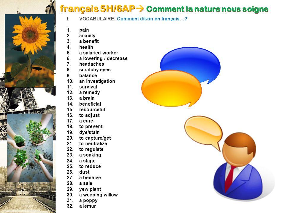 français 6AP le 25 octobre 2011 ActivitéClasseur MAINTENANT S.V.P. : EXAMENS : Corrections La session précédente POUR COMMENCER : Des salutations en l