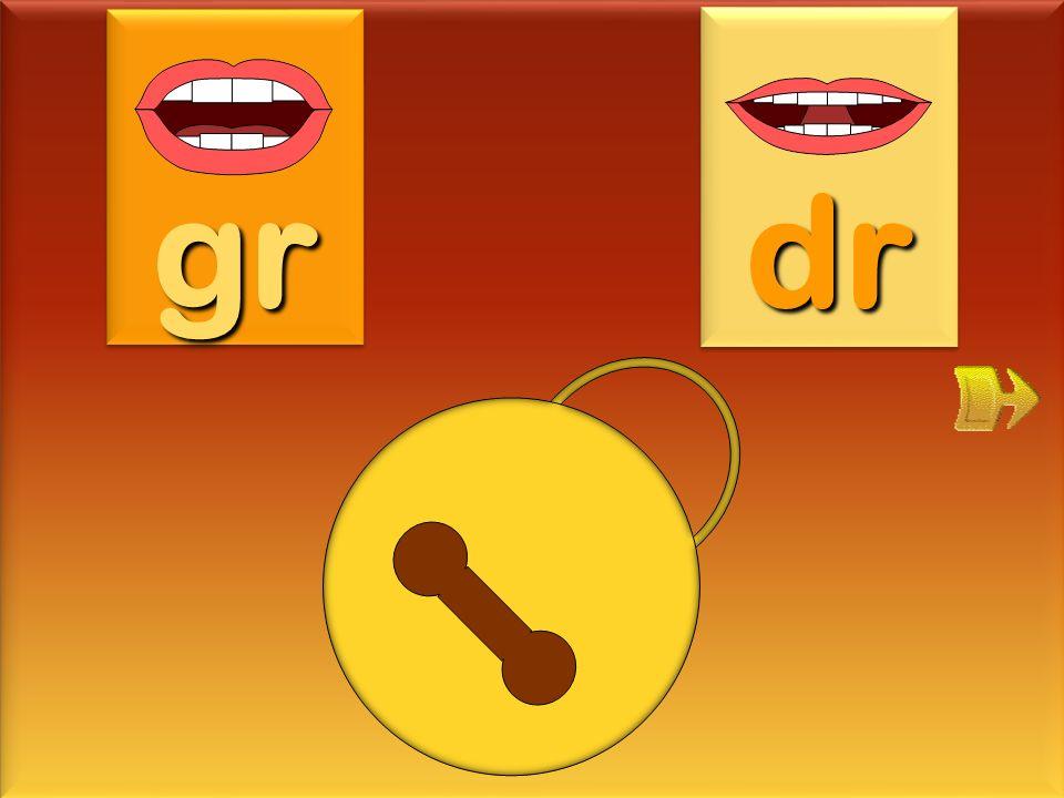 grille gr dr