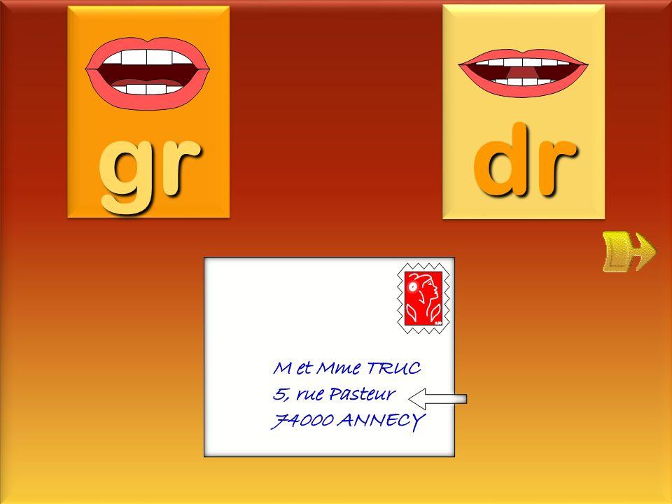 programme gr dr