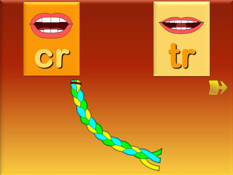 crochet cr tr