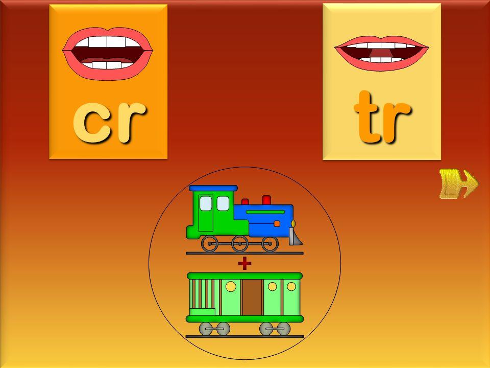 crayon cr tr