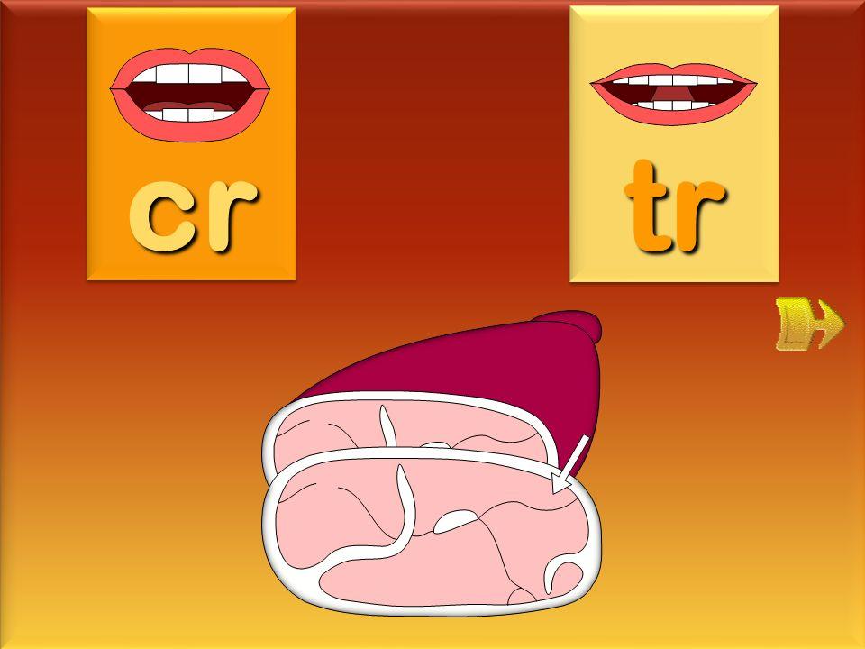 tranche tr cr