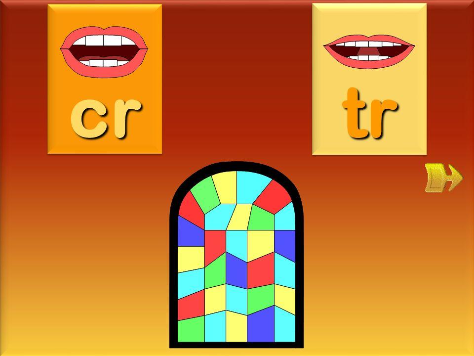 contrôle tr cr