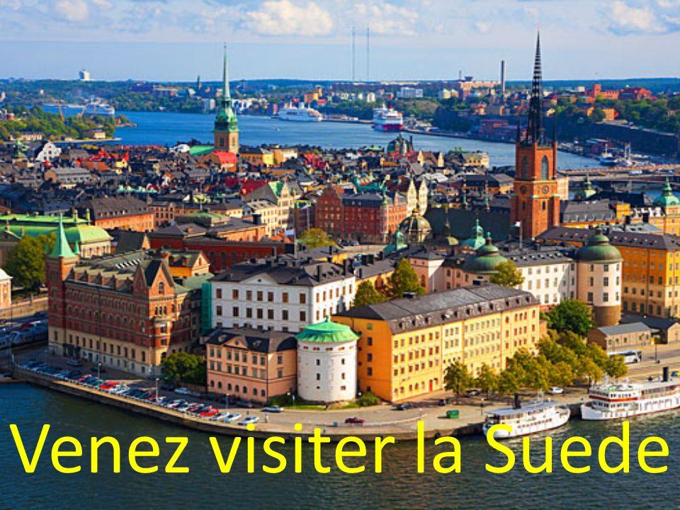 La Suede est en Europe