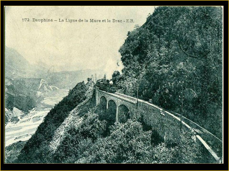 Le petit train de la Mure conçu à lorigine pour relier le bassin Le petit train de la Mure conçu à lorigine pour relier le bassin minier à Grenoble es