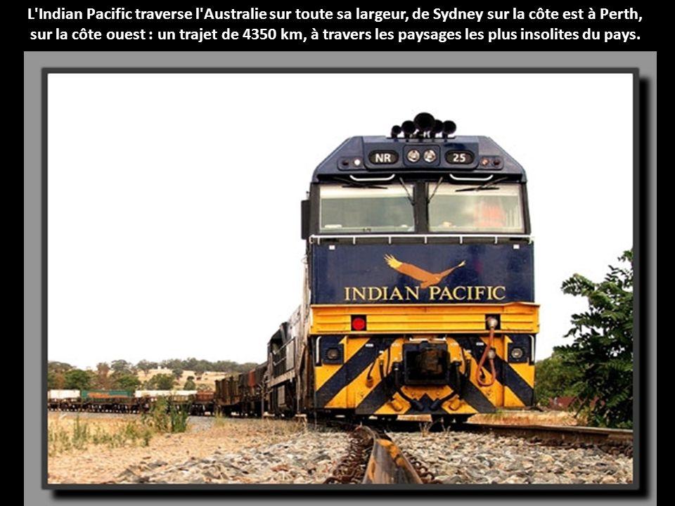Vestige de la colonisation française en Afrique, l'Express relie Dakar, au Sénégal, à Bamako, au Mali, sur un trajet de 1 230 km.