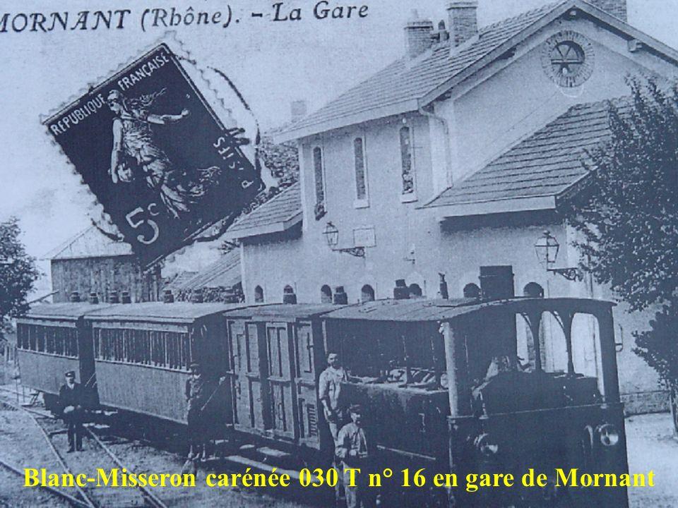 2ème génération de locomotives à vapeur sur notre ligne: Les Blanc-Misseron 030 T modèle Tubize n° 47 (carénées façon tramway) 2 locomotives utilisées