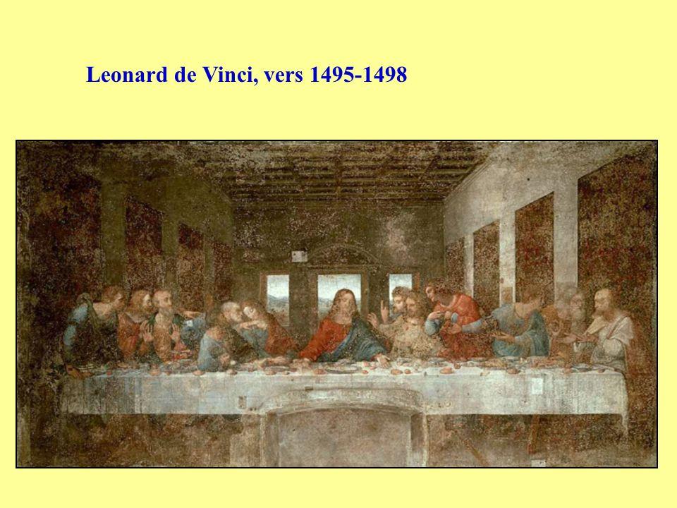 Leon Battista Alberti (1404-1472) écrit un traité sur la perspective (1435).