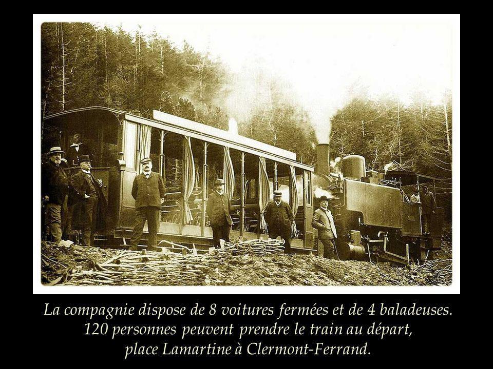 Un lieu stratégique: la voie est unique, donc il existe des zones de croisement des trains, ce qui impose le respect des horaires.