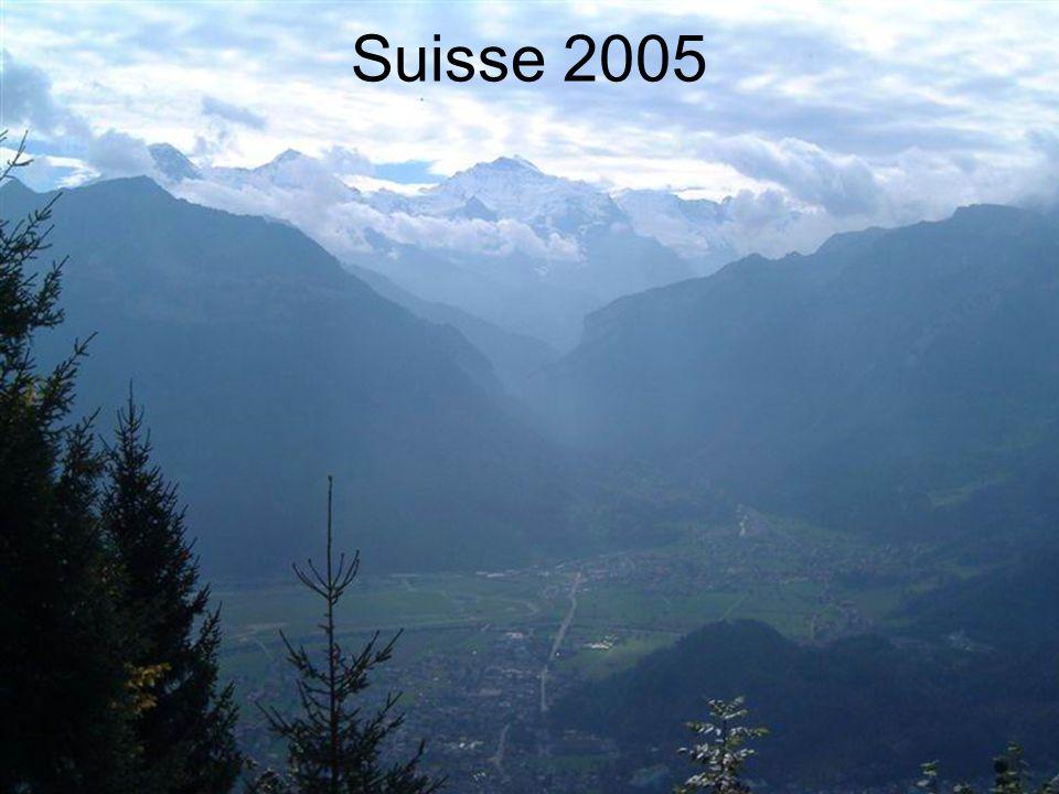 Suisse 2005