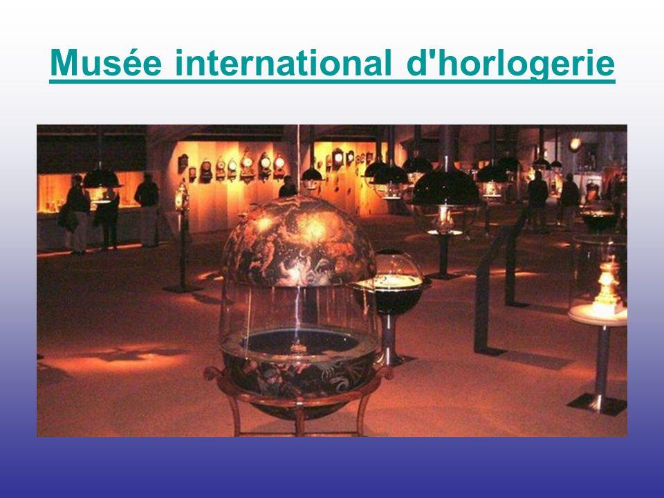 Musée international d'horlogerie