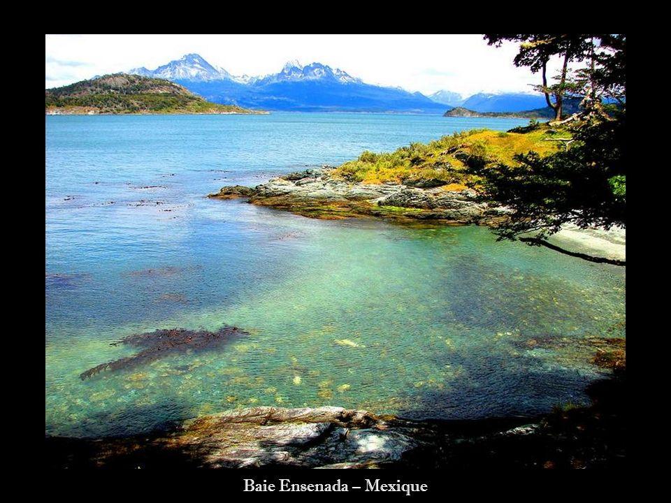 Baie Ensenada – Mexique